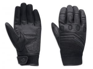 "Handschuhe ""INFAMY LEATHER/MESH"" 97339-16VM"